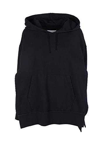 Maison Margiela Damen S29GU0025S25403900 SChwarz Baumwolle Sweatshirt