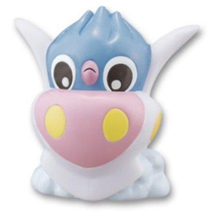 Pokemon Kids Kimewaza XY Puppet Figure~686 Maaiika Inkay Iscalar Sepiatop