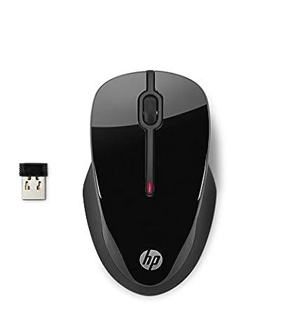 HP Souris Optique Filaire X3500 Noir