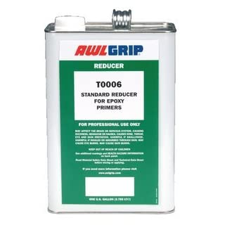 Awlgrip Std Reducr For Expxy Prmr T0006G by Awlgrip