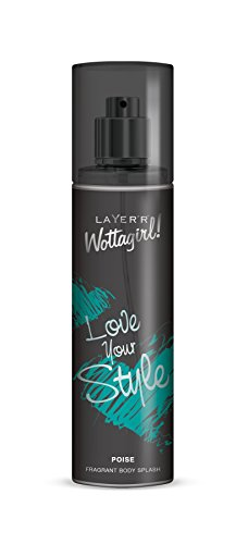 Layer`r Wottagirl Love Your Style, Poise, 135ml