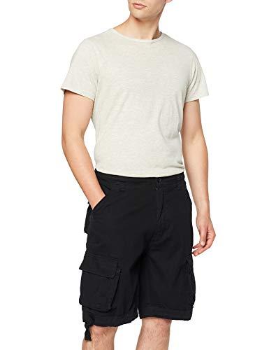 Brandit Herren Urban Legend Shorts, Schwarz (Black 2), 56 (Herstellergröße: XXL)