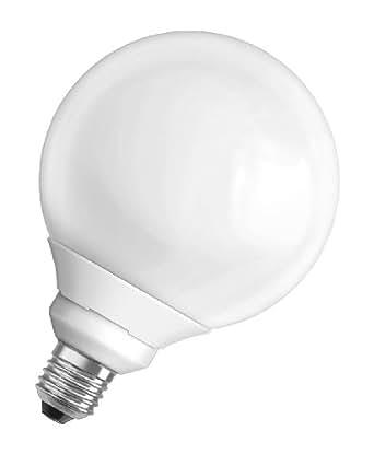 osram duluxstar globe 18w 825 warmwei e27 energiesparlampe globeform beleuchtung. Black Bedroom Furniture Sets. Home Design Ideas