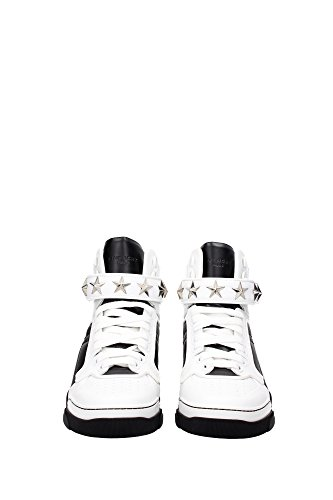 BM08002811004 Givenchy Sneakers Homme Cuir Blanc Blanc