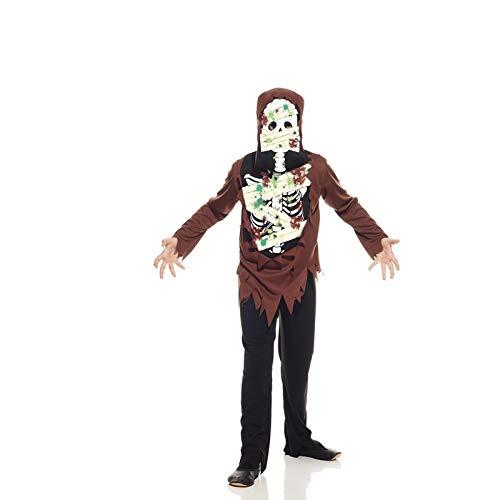Unbekannt AEC-aq00110/L-Mumie Zombie, 9/11Jahre (Leicht Mumie Kostüm)