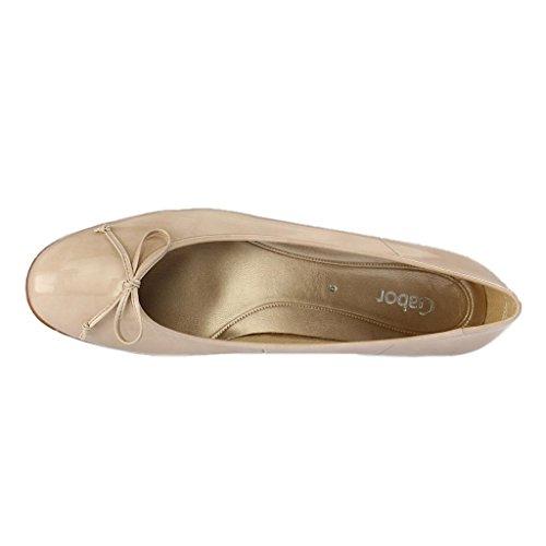 Gabor Scarpe da donna 65.103Ballerine Donna Sabbia