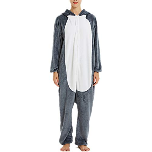 Einhorn Tier Adult Kinder Pyjama Cosplay Tier