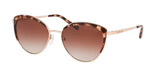Ray-Ban Damen 0MK1046 Sonnenbrille, Mehrfarbig (Rose Gold), 56