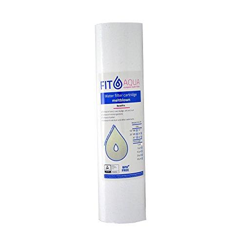 Fit aqua AC-PP-10-01M Meltblown Sediment Wasser Filterpatrone 10