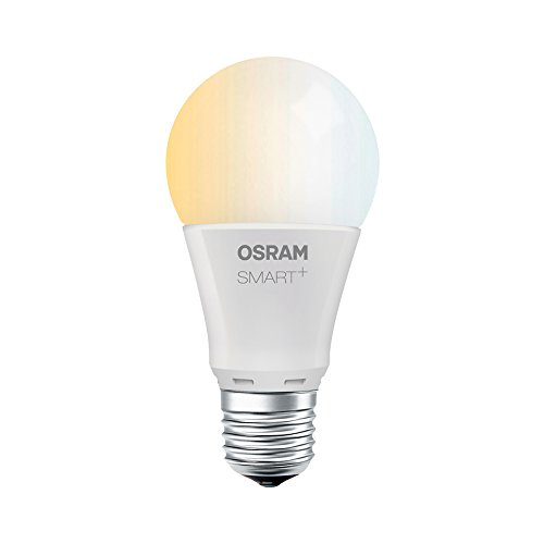 Osram Smart+ Lampadina LED a Goccia Tunable White, E27, 60 W, Luce Bianca Regolabile