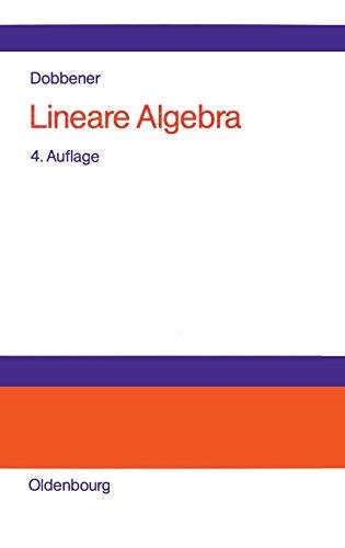 Lineare Algebra: Studienbuch für Ökonomen