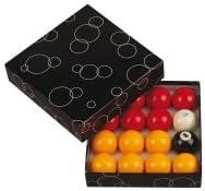 Juego bolas Casino económicas 50.8mm blanca 47.6mm