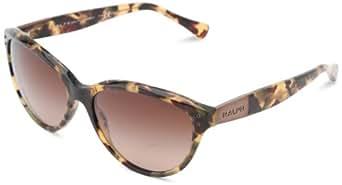 RALPH Ralph Damen Sonnenbrille » RA5168«, braun, 905/13 - braun/braun