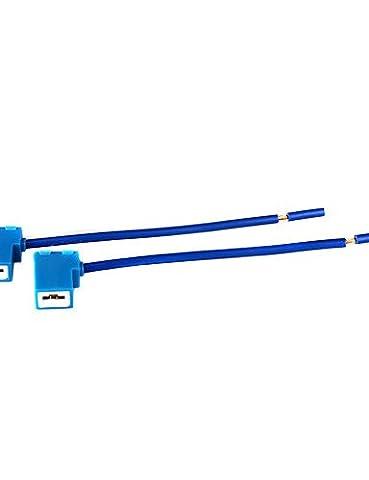 K-NVFA Scheinwerfer Buchse / Stecker für H1-Glühlampe (Keramik, 1 Paar) #-6023