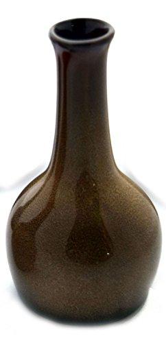 Fourwalls Stylish Designer Ceramic Bud Vase (4 cm x 3 cm x...