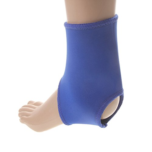 Phenovo Ankle Support Brace Elastic Compression Sports Foot Guard Sleeve Wrap  available at amazon for Rs.265