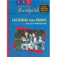 En Espanol: Level 1 Lecturas Para Todos por Estella Gahala