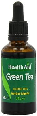 HealthAid Green Tea 50ml Vegan Liquid 50ml by HEANN