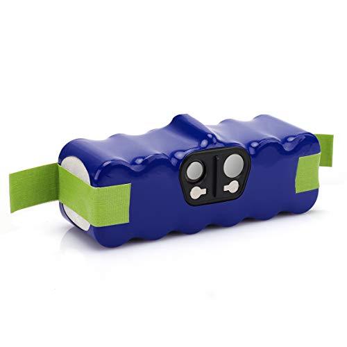 morpilot iRobot Roomba Xlife Batería, 14.4V 4050mAh Vida Extendida de 1000 Ciclos Batería para iRobot Roomba Series 500 600 700 800 900