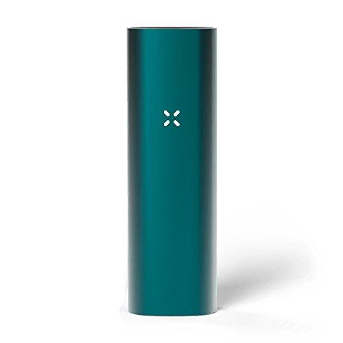 Pax | PAX 3 - Premium Tragbare Vaporizer - für Blätter - 10 Jahre Herstellergarantie - Neue Farbe - Basic Kit - Matt Blau Grün