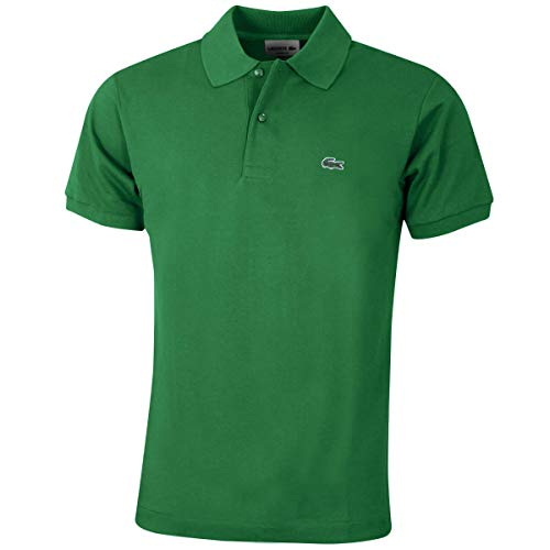 Lacoste L1212 Herren Polo Shirt Kurzarm,Männer Polo-Hemd,2 Knopf,Regular Fit,Summer(APF),Large (5) -