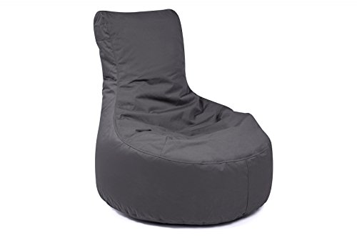 Sitzsack Outbag Slope Kollektion Plus in Anthrazit