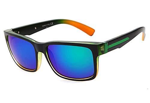 Saino Mirrored Brille Halbrahmen Sonnenbrille Blendfreie Brille Zum Übergroße Katzenaugen Cateye Sonnenbrille Mädchen