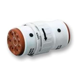 AMPHENOL SJS860510 Circular Connector Housing, MIL-T-81714 Series, Plug, 5 Ways, Socket, Cable Mount (1 piece)
