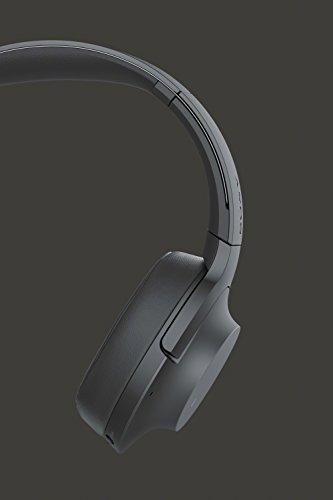 Sony WH-H900N High-Resolution Kopfhörer, Kabelloser, Noise Cancelling, schwarz - 7