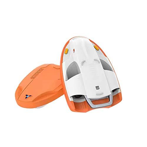 WXX Tablas De Surf Eléctricas Para Adultos, Tablas De Surf De Agua, Tablas De Natación Eléctricas, Natación Asistida, Natación, Adultos Y Niños Pueden Usar,Orange