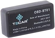 Tecar OBD-BT01 Car Tracking And Error Reader