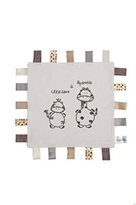 SLUMBERTAG Baby Comforter Security Blanket: Various Designs