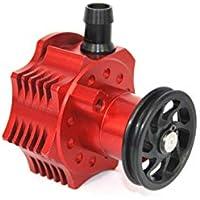 Bomba de agua de telefonía móvil giracing para minimoto rojo