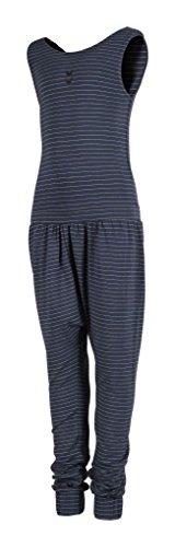 Hummel Mädchen Overall Zenta Suit, Insignia Blue, 122, 82-329-7954