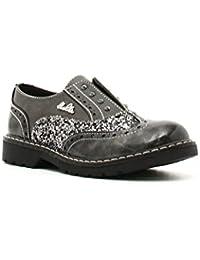 Lulù Candy-Scarpe da Bambina-Sneakers Junior-Colore Grey Grigio 43543745c44