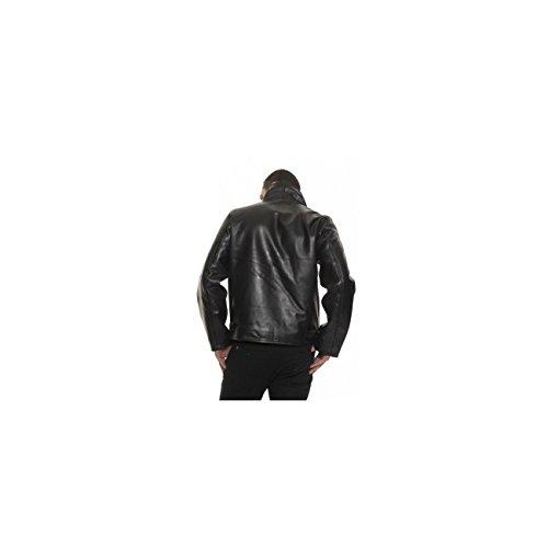 Schott LC 5100 - Blouson en cuir - Homme - Noir Noir