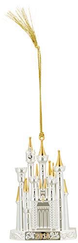 Lenox 2018 Ornament Disney Castle 4.25 inches Height Lenox Castle