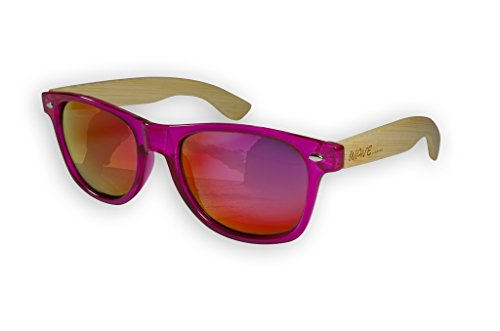 Wave Hawaii Sonnenbrille Floater, Pink, One Size, WH1109