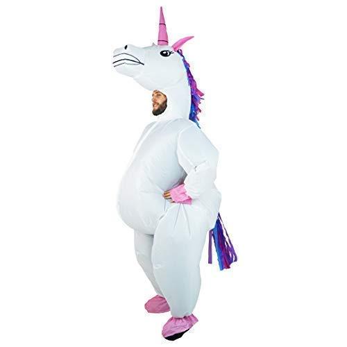 Bodysocks Disfraz Hinchable Deluxe de Unicornio