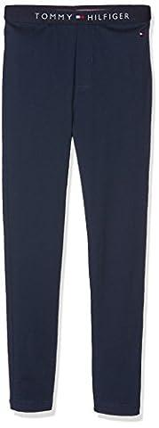 Tommy Hilfiger Jungen Einteiliger Schlafanzug Knit Pant Blau (Navy Blazer 416), 164 (Herstellergröße:14-1)