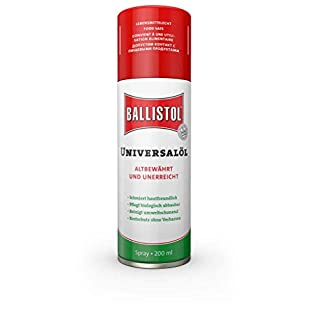 Ballistol Universal Spray - Transparent, 200 ml