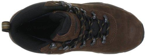KangaROOS Mont 3171A Unisex - Erwachsene Sportschuhe - Outdoor Braun (cocoa/blk 352)