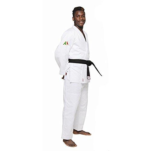 Yoryu judogi kappa atlanta limited edition eju/ijf bianco (180)