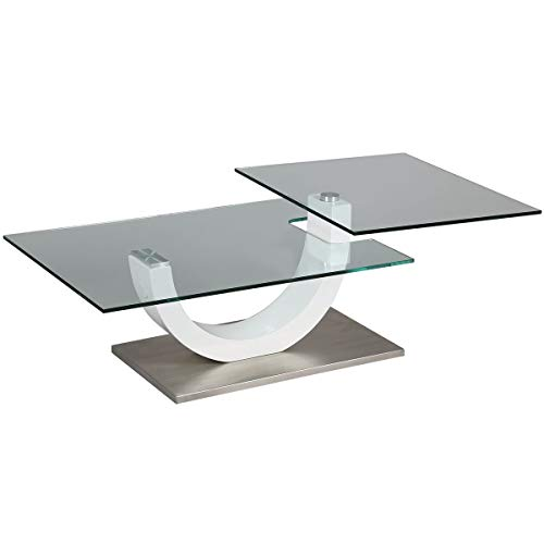 AltoBuy Vitaline - Table Basse Rectangulaire