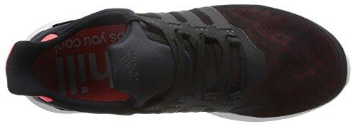 adidas CC Sonic M, Chaussures de Running Entrainement Homme, Bleu Noir (Core Black/Core Black/Solar Red)