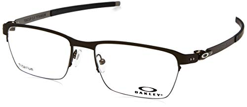 Ray-Ban Herren 0OX5099 Brillengestelle, Braun (Powder Pewter), 53