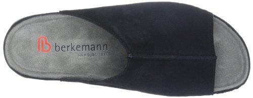 Berkemann Zeus 01430-991 Herren Clogs & Pantoletten Schwarz (schwarz 991)
