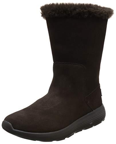 Skechers Damen On-The-go City 2 Stiefel, Braun (Chocolate), 39 EU (Go Go-stiefel Für Frauen)