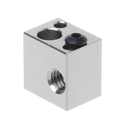 3D Drucker Teile V6 Heizblock Aluminium Hot End Für RepRap Makerbot Extruder Von Yyooo -