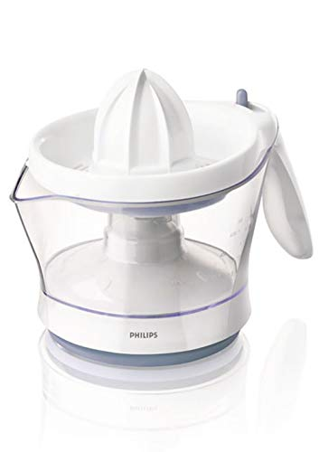 Philips HR2744/40 - Exprimidor Viva Collection con Jarra para zumo de 600 ml,selector de pulpa, piezas...